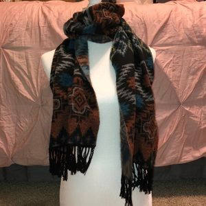 """Scarf/ """"Softer than Cashmere"""""""